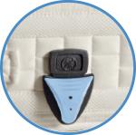 acarzero bed dispositivo acaricida elettronico posizione real